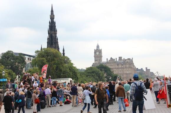 Edinburgh Festival Photos 8
