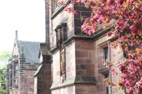 Gladstone's Library - photo copyright Milo McLaughlin